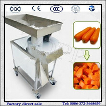 Less Waste Easy Wash Cutting Different Shapes Roots Fruit Vegetable Big Cube Cutting Machine