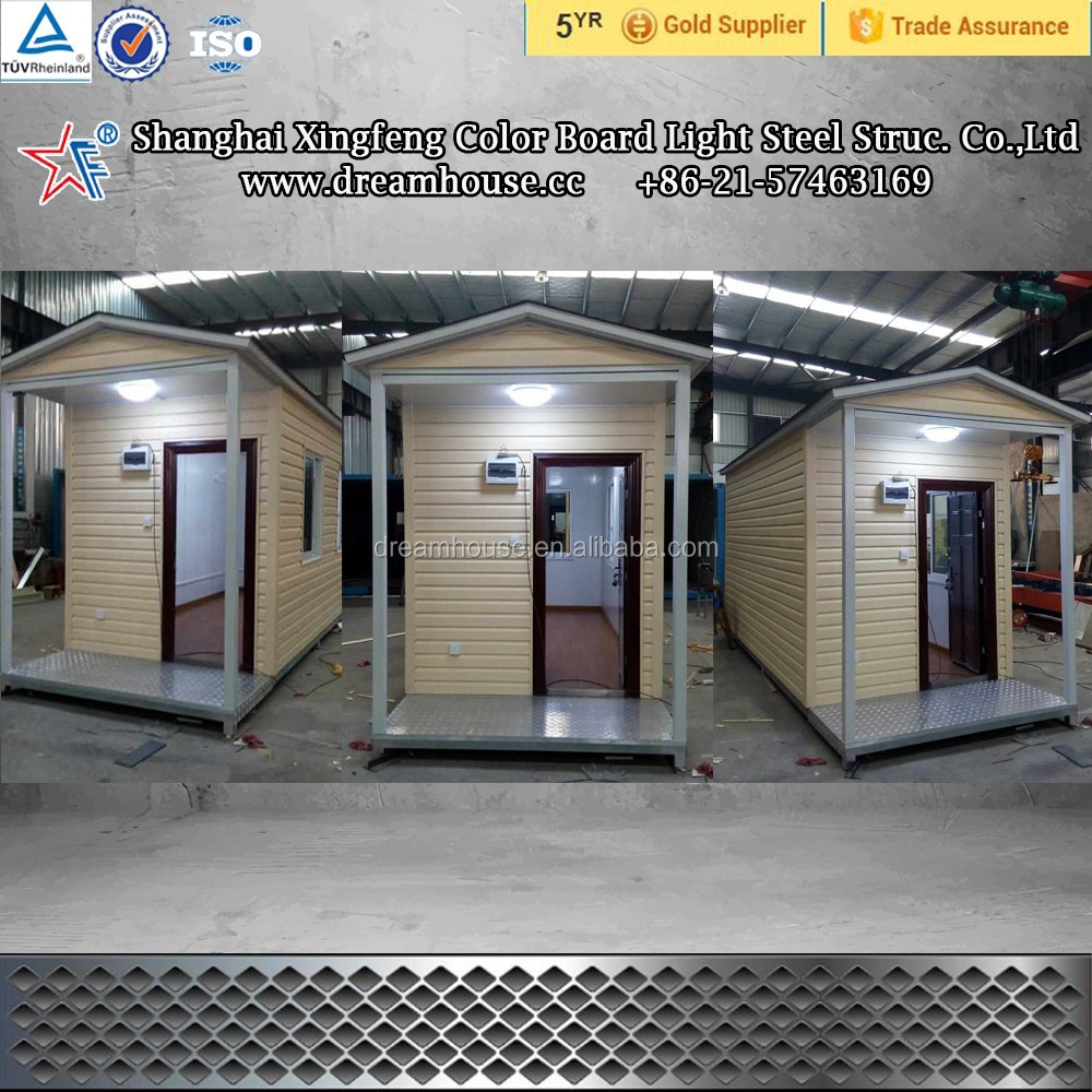 prefab cabin/container home kits/prefabricated house price