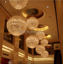 Brilliant Lighting modern crystal hotel pendant lights & lighting