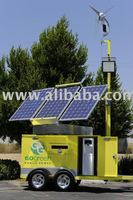 GO GREEN Mobile Power Generator