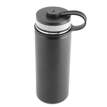 Custom Logo Double Wall Thermal Steel Thermal Water bottle