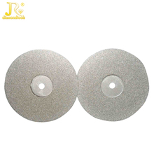 8 inch electroplated diamond grinding disc for lapidary