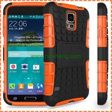 TPU + PC Hard Back Cover Hybrid case for samsung galaxy s5 Mini