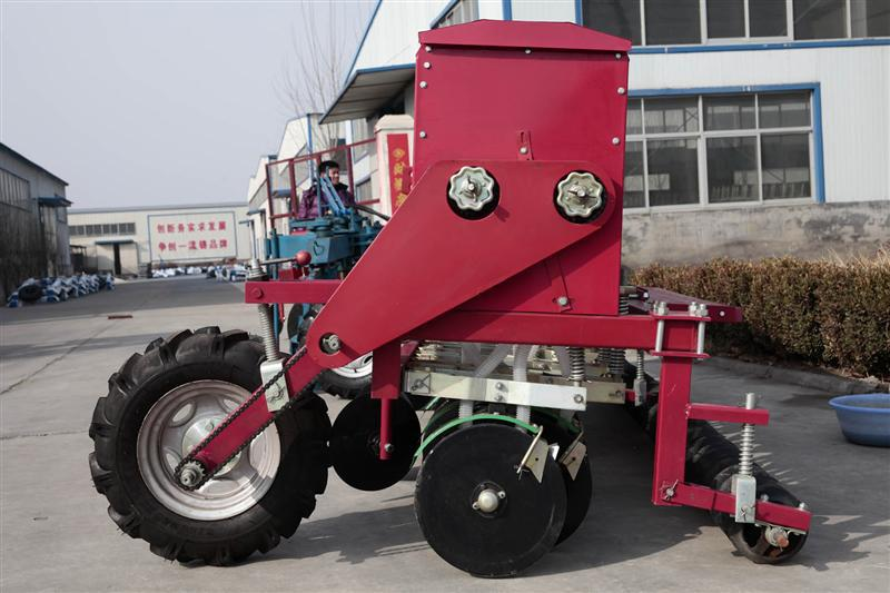 Agricultural Machines Manufactor 2 rows wheat seeder/ small corn planter