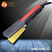 <strong>best</strong> <strong>flat</strong> <strong>iron</strong> 3 inch ceramic hair straightener steam manufacturer in china 814