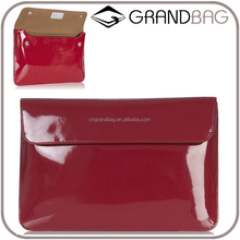 Fashion Jelly Color Leather Laptop Case Envelope Sleeve for 11 inch MacBook Air