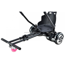 Best selling handle wheel hoverkart hover seat for 6.5/8/10 inch two wheels balance scooter