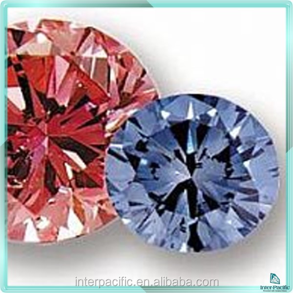 High Quality Fancy color CVD Diamond Jewelry