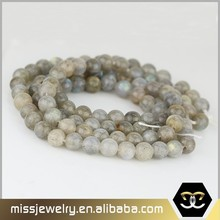 New arrival grey labradorite stone jewelry beads, prayer beads wholesale