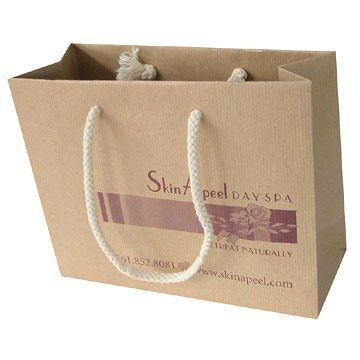 paper bags with handles