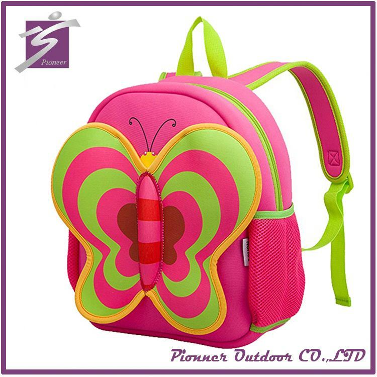 Kids school bag name brand school bag
