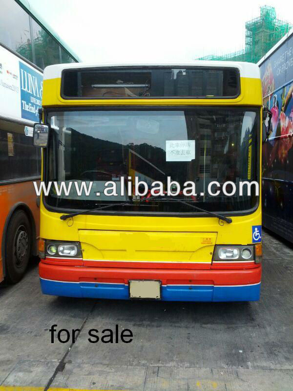 Volvo B6LE bus for sale