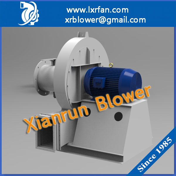 High Pressure Waste Heat Recovery Device Centrifugal Blower Fan