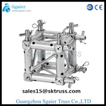 aluminum truss box connector with six way box corner for aluminum corner for box
