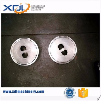 Good quality cast iron cover with high accuracy machining