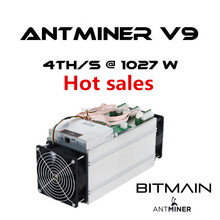 Special Offer Brand New Bitmain Antminer V9 4T/s Bitcoin miner