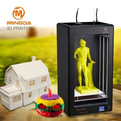 Toy Model 3d Printer , MINGDA Glitar 6C Top-grade metal 3D Printing machine
