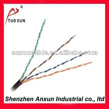 2012 Hot Factory product indoor Cat5e lan cable
