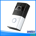 166 Degree Ultra Wide Angle Wireless Home Security Door Bell ip Camera