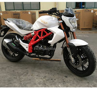 China hot sale 150cc 200cc 250cc eec automatic sport chopper motorcycle 250cc