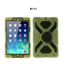 wholesale kickstand shockproof tablet back cover for ipad air,7 table cover