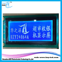 Electronic Equipment Electronic Machine Use 240 By 64 Graphic LGM LCD Module
