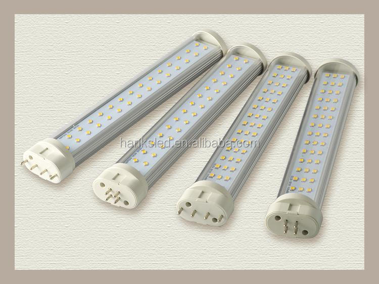 5 years warranty driverless Everlight AC85-265V 18W 2G11 LED tube light