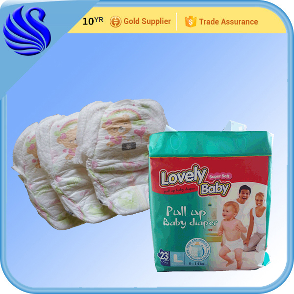 High quality soft nice sleepy baby diaper pants with nice price