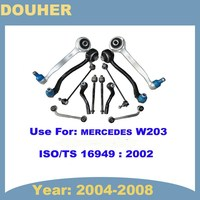 suspension tir rod stabilizer link arms Kit/Set Use For Mercedes Benz C-CLASS W203