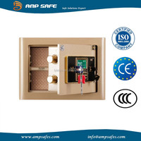 mini vault safe for home and commercial use