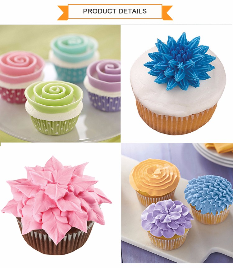 Best Selling Baby Dress Decorating Mold, Cupcake Mold