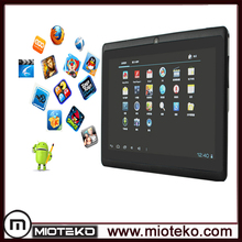 7 inch tablet pc with External USB 3G Dongle easy touch tablet pc android 4.0 tablet free game download