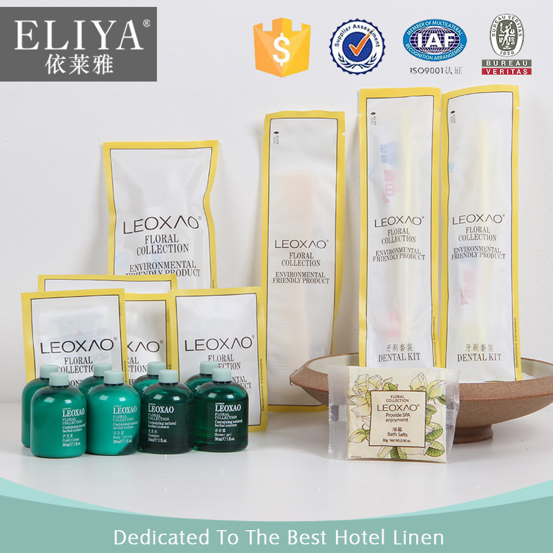 ELIYA luxury customized wholesale disposable high quality example of in hotel amenities,hotel amenities occieane