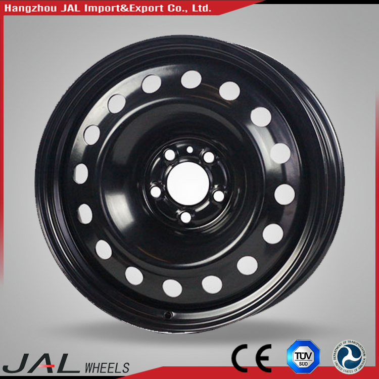 Customized High End 18 Inch Steel Rims Automotive Wheels