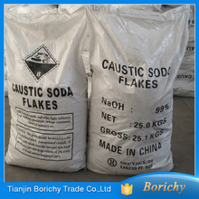 Caustic Soda ,NaOH,Sodium hydroxide,Solid/ flakes ,99%