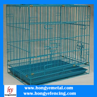 Material Handling Welded Wire Mesh Cage
