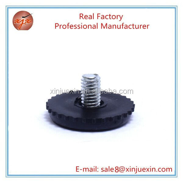 Plastic Adjustable Leveling Feet / Chair Feet / Table Leveling Legs