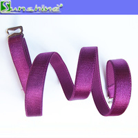 10mm satin bra elastic strap