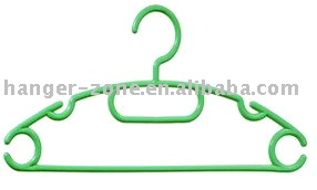 Plastic Clothes Hanger made of PP Material Direct Deal