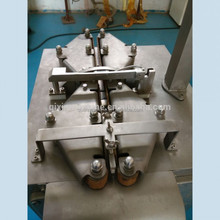 fast sausage shearing machine/casing sausage cutter/sausage shear node machine
