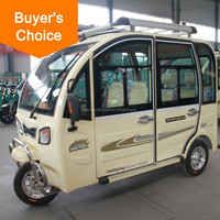 High Efficiency bajaj auto motos de tres ruedas para carga