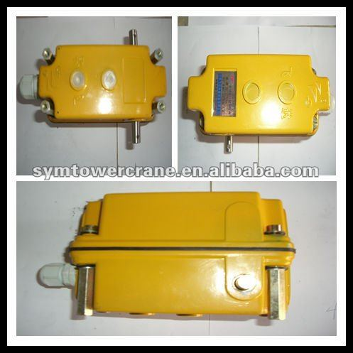 tower crane hoist limited switch 1:274