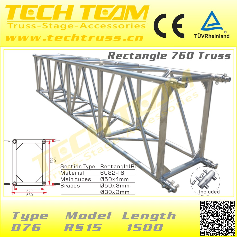 Sleeve Block Truss System Concrete Spigot Truss Screed