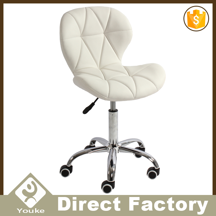PU leather swivel pedicure chairs portable spa chairs