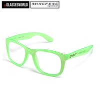 Custom Quality Fluorescent Dark Frame glasses Party Glasses christmas Eyeglasses