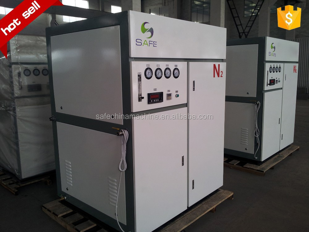 CE approved nitrogen generation equipment nitrogen flushing machine with low price