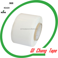 Double sided bag sealing tape Permanent sealing of polyethylene and LDPE/HDPE bags