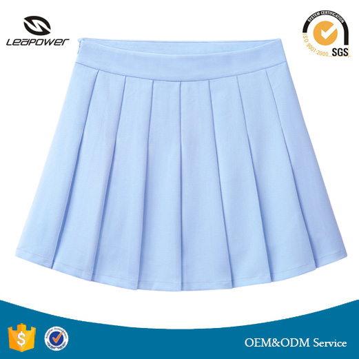 Custom quick-dry sports shorts 100% polyester women tennis wear