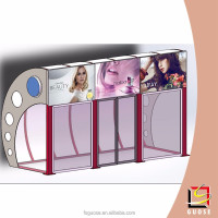 bus colour design air conditioner modern shelter