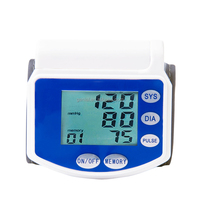 Wholesale wireless Watch Blood Pressure Monitor for Wrist style